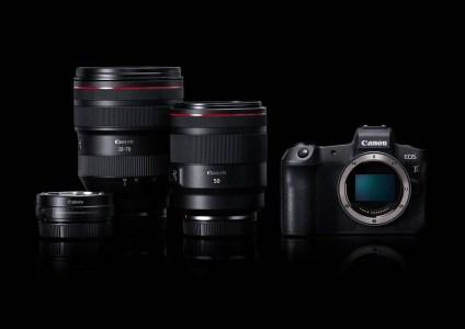 Canon планирует выпустить полнокадровую беззеркальную камеру с поддержкой 8K-видео, а также более доступную модель EOS R
