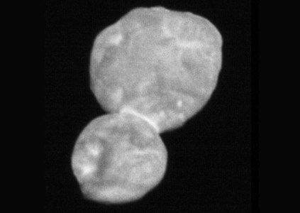 NASA опубликовало первые «близкие» снимки наиболее удалённого астероида Ультима Туле