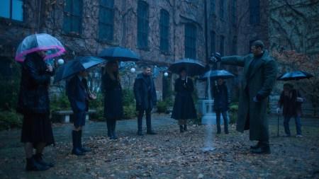 Netflix опубликовал трейлер экранизации комикса The Umbrella Academy
