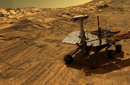 NASA разработало новый план по восстановлению связи с марсоходом Opportunity