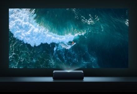 Xiaomi представила лазерный проектор, создающий 150-дюймовые изображения на расстоянии 50 см