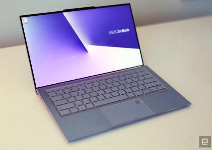 ASUS показала обновлённый ноутбук ZenBook S13 с «самыми тонкими в мире» рамками дисплея