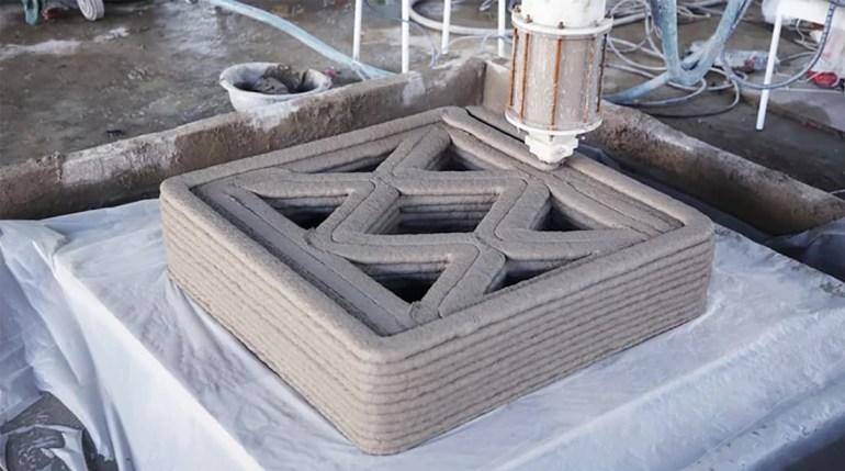 В Шанхае одновременно открыли два самых длинных в мире 3D-печатных моста (пластиковый и бетонный)