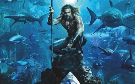 Фильм Aquaman / «Аквамен» установил рекорд по кассовым сборам вукраинском прокате