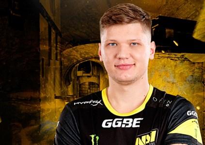 Украинский киберспортсмен из Na'Vi признан лучшим игроком в CS:GO