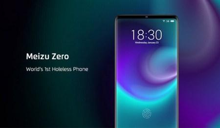 Цена инноваций. Рекомендованная розничная цена смартфона Meizu Zero без кнопок и отверстий заявлена равной $2000