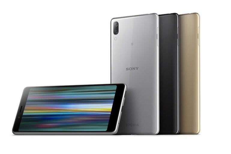 Представлены смартфоны среднего уровня Xperia 10, Xperia 10 Plus и бюджетник Xperia L3