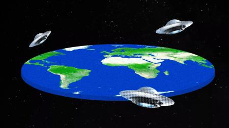 Мини-исследование: теория плоской Земли своей популярностью во многом обязана YouTube
