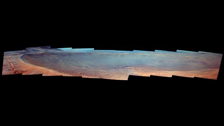Прощай, «Возможность»! Наиболее яркие моменты 15-летней одиссеи марсохода Opportunity