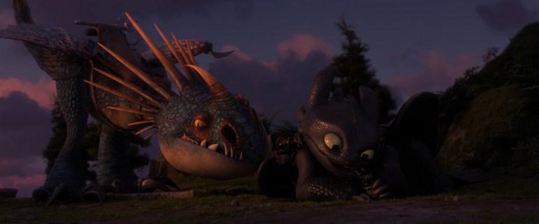 единственная для дракона 3 часть
