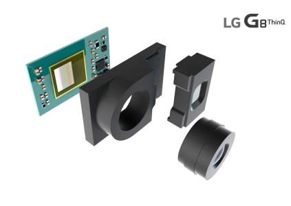 В смартфоне LG G8 ThinQ будет использоваться фронтальная 3D-камера Infineon REAL3 с поддержкой технологии Time-of-Flight (ToF) и функцией Face Unlock