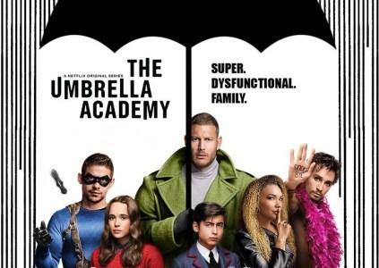 Рецензия на сериал The Umbrella Academy / «Академия Амбрелла»
