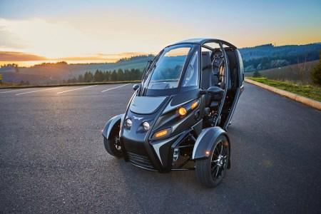FUV — трехколесные электромотоциклы, разработанные американской компанией Arcimoto