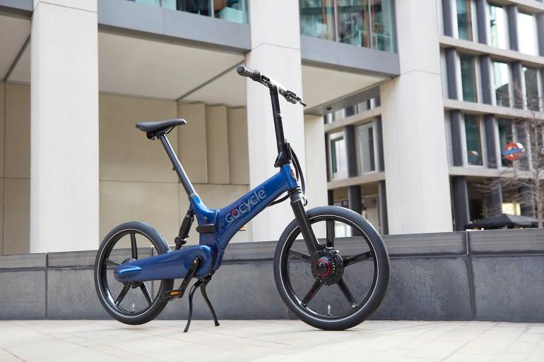 Компания Gocycle представила электровелосипед-трансформер стоимостью $3299