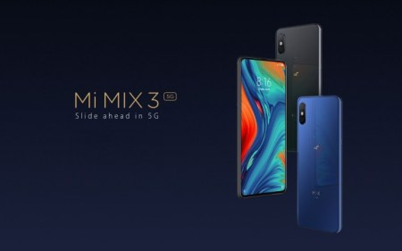 Улучшенную версию флагманского слайдера Xiaomi Mi Mix 3 на Snapdragon 855 с поддержкой 5G оценили в 599 евро, новый Xiaomi Mi 9 выйдет в Европе уже 28 февраля