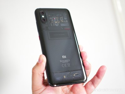 Xiaomi существенно опустила цену на прошлогодний флагман Xiaomi Mi 8 Pro с подэкранным сканером отпечатков пальцев