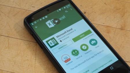 Microsoft добавила в мобильное приложение Excel функцию распознавания таблиц на фотографии