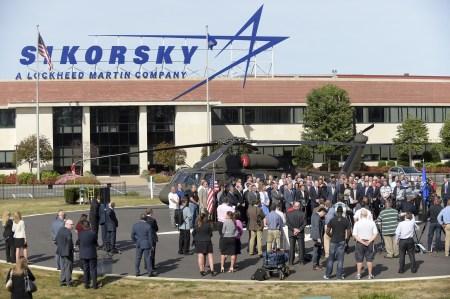 Sikorsky работает над беспилотным вертолетом
