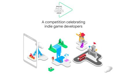 Відкрито реєстрацію на міжнародний конкурс незалежних розробників ігор Google Play Indie Games Contest