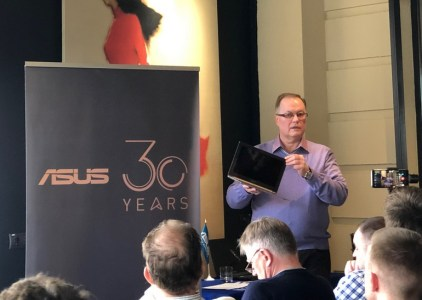 30 лет компании ASUS: поиски невероятного продолжаются
