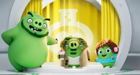 Первый полноценный трейлер мультфильма The Angry Birds Movie 2 / «Angry Birds в кино 2»