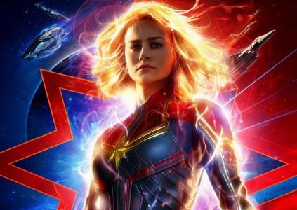 Супергеройский фильм Captain Marvel / «Капитан Марвел» собрал $456 млн мировых сборов только за первый уикэнд проката