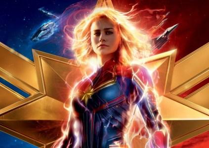 Рецензия на фильм Captain Marvel / «Капитан Марвел»