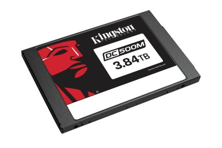 Kingston Digital представила новые SSD Data Center DC500 для центров обработки данных, оптимизированные для чтения (DC500R) и смешанных нагрузок (DC500M)