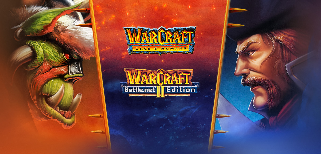 GOG.com выпустил цифровые версии классических стратегий Warcraft и Warcraft II - ITC.ua