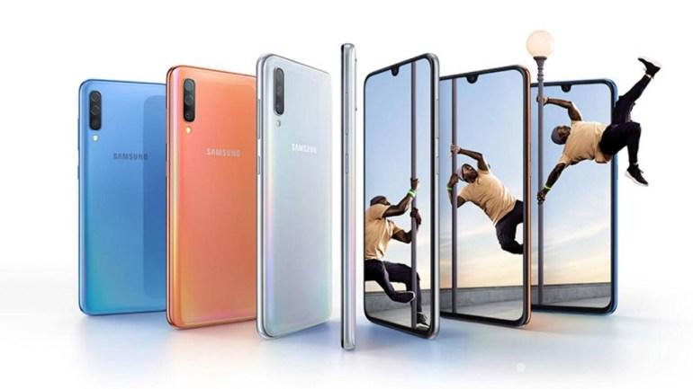 Смартфон Samsung Galaxy A70 представлен официально: SoC Snapdragon 675, экран 6,7 дюйма с соотношением 20:9, тройная камера, аккумулятор емкостью 4500 мА·ч и 25-ваттная зарядка