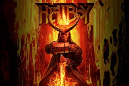 Вышел новый зрелищный трейлер фильма Hellboy / «Хеллбой» c Дэвидом Харбором и Миллой Йовович