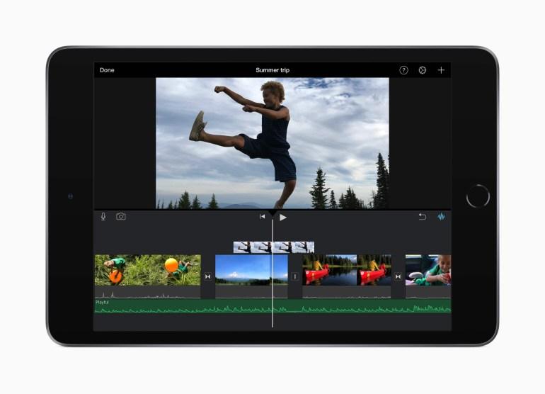 Apple обновила планшеты iPad mini и iPad Air: более производительный чип A12 Bionic, поддержка Apple Pencil и цена от $399