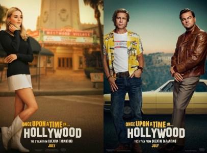 Первый трейлер нового фильма Квентина Тарантино Once Upon a Time in Hollywood / «Однажды в Голливуде» с Леонардо Ди Каприо, Брэдом Питтом и Марго Робби