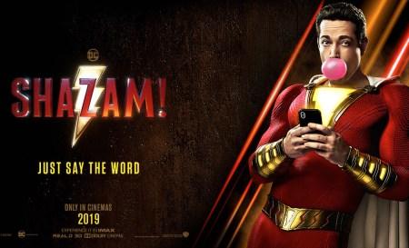 Вышел финальный трейлер супергеройского фильма SHAZAM! / «Шазам!» от DC Comics