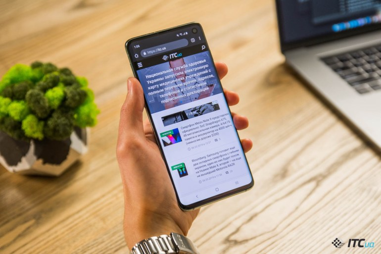 Galaxy S10 — обзор смартфона Samsung