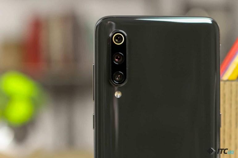 камера Xiaomi Mi 9