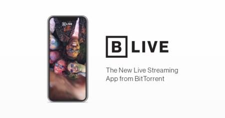 BitTorrent анонсировал BitTorrent Live — мобильное приложение для трансляции живого видео