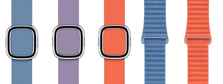 Добавить красок. Apple представила весеннюю коллекцию чехлов для iPhone и ремешков для Watch
