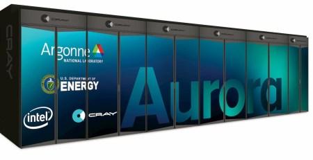 Intel и Cray создадут Aurora — первый эксафлопсный суперкомпьютер в США