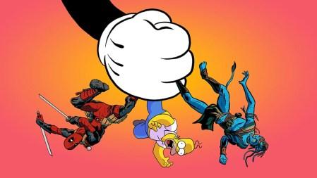 Disney наконец завершила покупку 21st Century Fox за $71,3 млрд
