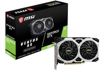 MSI представляет новую серию видеокарт GeForce GTX 1660 с эффективным охлаждением