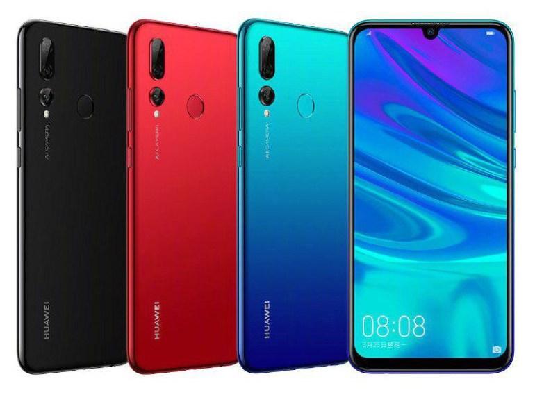 Huawei представила парочку недорогих смартфонов Enjoy — 9e и 9S