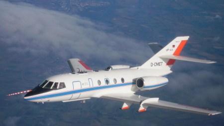 Немецкое космическое агентство намерено ловить ракеты самолетами
