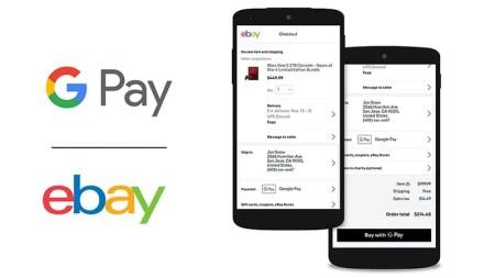 Специально для миллениалов и поколения Z: eBay добавит Google Pay в качестве способа оплаты
