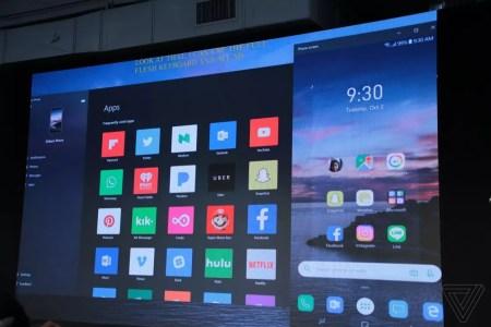 Microsoft приступает к тестированию функции отображения экрана Android-смартфона на ПК с Windows 10