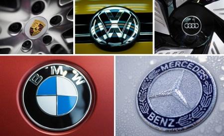 Еврокомиссия заподозрила в картельном сговоре BMW, Daimler и VW