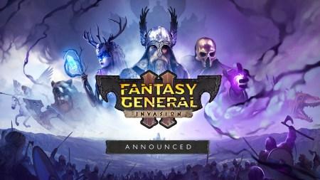 Анонсировано продолжение вышедшей в 1996 году Fantasy General