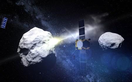 SpaceX примет участие в проекте DART, в рамках которого NASA протаранит астероид