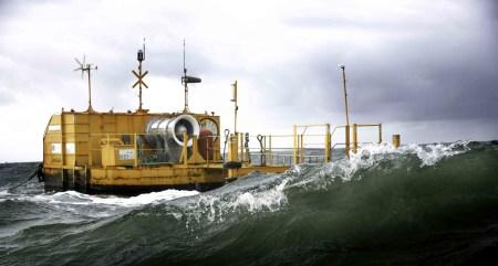 Стартап Ocean Energy намерен раскрыть потенциал энергии океанских волн