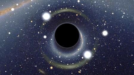 На следующей неделе астрономы, вероятно, покажут первую фотографию горизонта событий черной дыры
